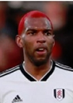 Fulham striker Ryan Babel