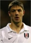 Fulham defender Chris Baird
