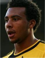 Fulham target midfielder Giles Barnes
