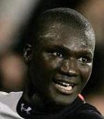 FormerFulham midfielder Papa Bouba Diop