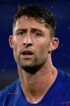 Centre back Gary Cahill