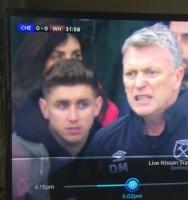 Fulham midfielder Tom Cairney