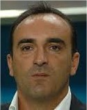 Sheff Wed Manager Carlos Carvalhal