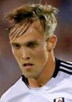 Fulham midfielder Lasse Vigen Christensen