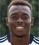 Fulham midfielder Ibrahima Cisse