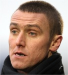 Former Fulham midfielder Lee Clark