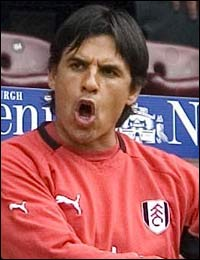 Fulham boss Chris Coleman