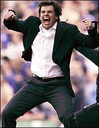 Fulham boss Chris Coleman
