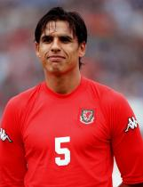 Fulham Captain Chris Coleman