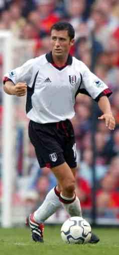 Fulham midfielder John Collins