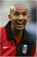 Fulham midfielder Olivier Dacourt