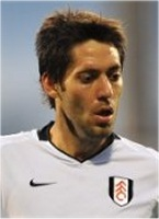 Fulham and USA star Clint Dempsey enjoys scoring twice against Chelsea