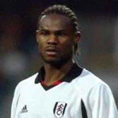 Fulham defender Martin Djetou