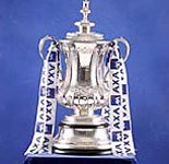 FA Cup trophey