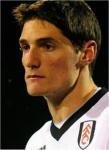 Fulham striker Corey Gameiro