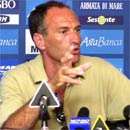 Bologna boss Francesco Guidolin