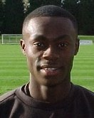 Fulham striker Elvis Hammond