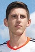 Fulham midfielder Emerson Hyndman