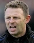 Luton Town manager Graeme Jones