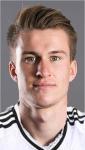 Fulham midfielder Mattias Kait