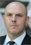 Fulham manager Maarten Jol