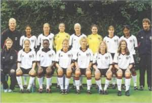 Fulham Ladies 20012002