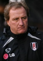 Fulham coach Ray Lewington