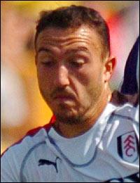Former Fulham midfielder Steed Malbranque