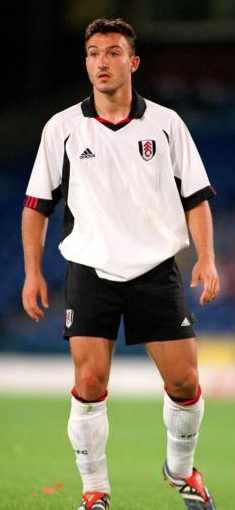 Fulham Man of the Match Steed Malbranque