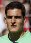 Arsenal goalkeeper  Vito Mannone