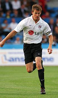 Brian McBride scored Fulham's only goal