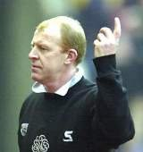 Bolton manager Gary Megson