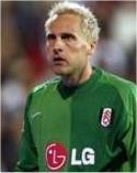 Former Fulham keeper Antti Niemi