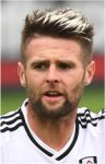 Fulham midfielder Oliver Norwood