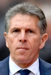 Leicester Manager Claude Puel