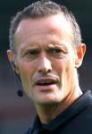 Referee Darren Deadman