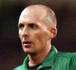 Referee Mike Dean (Wirral)