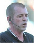 Referee Darren Handley  (Lancashire)