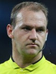 Referee Robert Madley (West Yorkshire)
