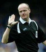 Referee Lee Mason  - Lancashire