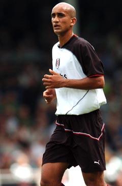 Fulham defender Zesh Rehman
