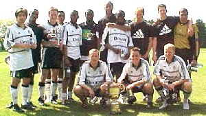 Fulham reserves are Champions as well