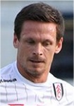 Fulham defender Sascha Riether