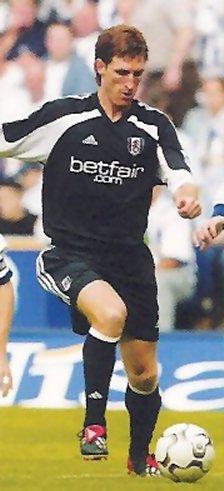 Fulham striker Facundo Sava