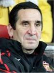 Premiership Sunderland Manager Ricky Sbragia