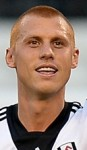 Fulham midfielder Steve Sidwell
