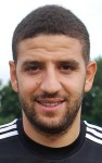 Fulham midfielder Adel Taarabt