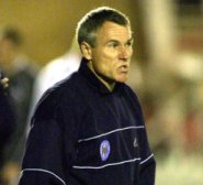 Peter Taylor Leicester Manager