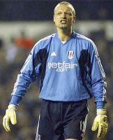 Ex-Fulham Keeper Maik Taylor