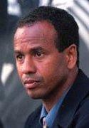 Fulham  Manager Jean Tigana